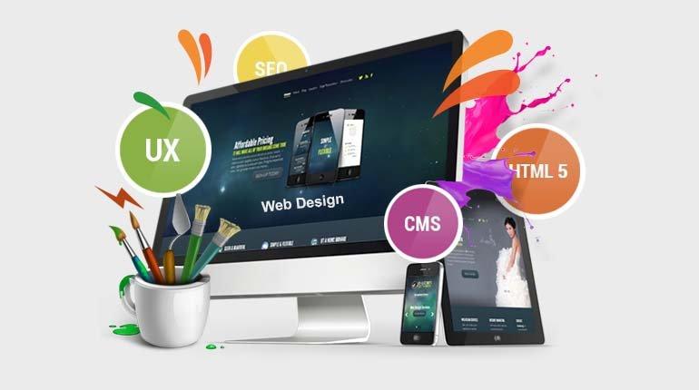 website design order