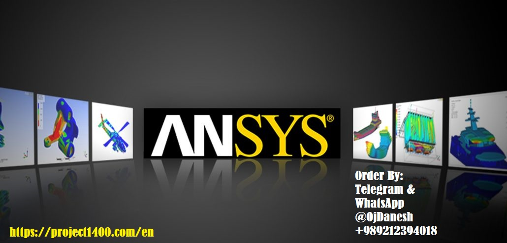 ansys project order
