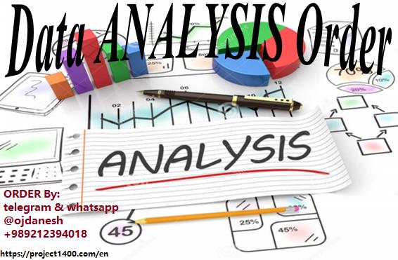 data analysis order