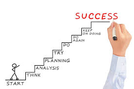 Success in working with us