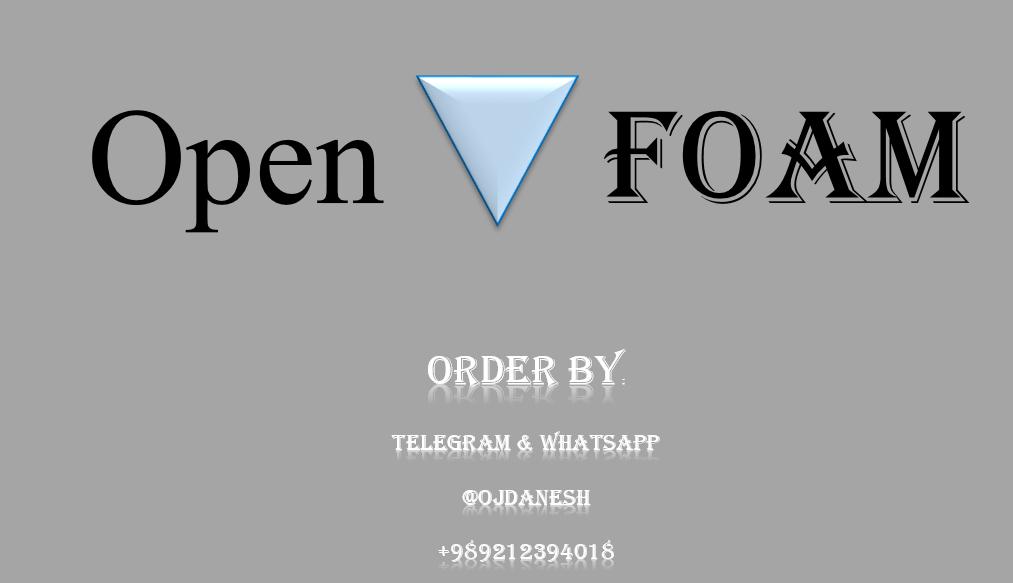 open foam project order