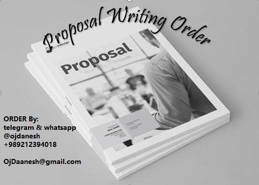 hire a proposal writer