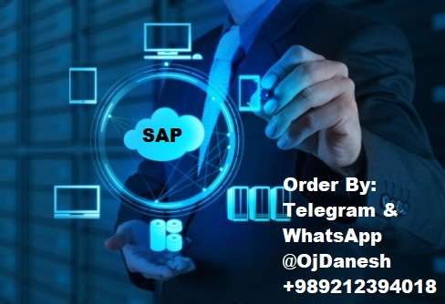 sap project order