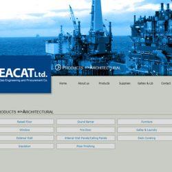 Seacat website