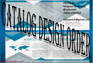 catalog-design order